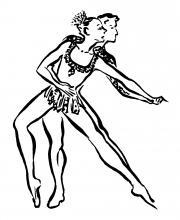 Rubies Duet, Balanchine