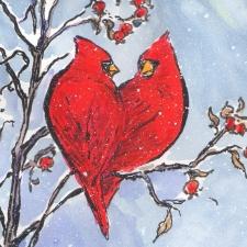 Cardinal Valentine
